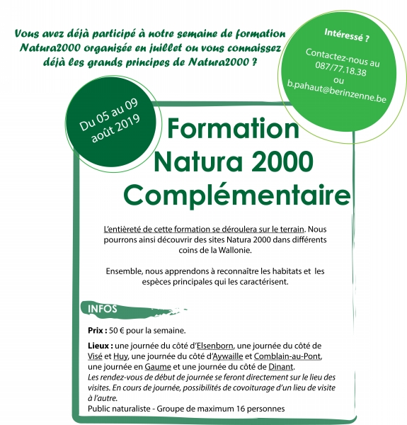 Affiche Formation N2000cplt_2019