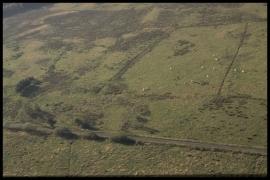 Vue aérienne Fermes en Fagne en 1997 [copyright Duchesne Jacques]
