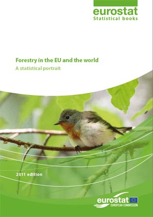 Forestry in tne EU and the world : La forêt couvre environ 40% de la superficie de l'Union Européenne