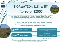 Formation LIFE N2000 2016