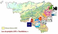 Visiter les sites du méta-projet tourbières