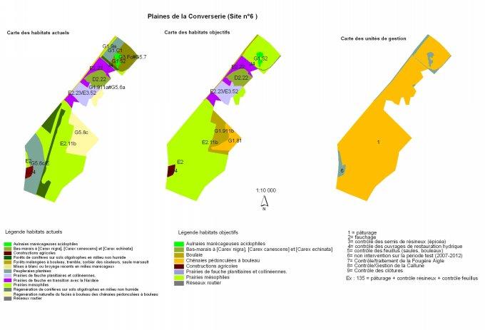 Plan de gestion du site des Plaines de la Converserie