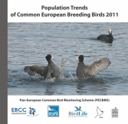 Population trends of common european brreeding birds 2011