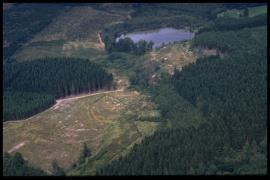 Vue aérienne Les prés aux Aiwes en 2000 [copyright Duchesne Jacques]