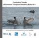 Couverture rapport EBCC oiseaux
