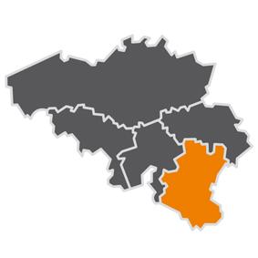 Région Namur