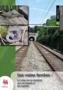 Reptiles voies ferrées cover