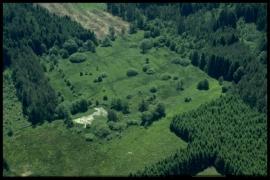 Vue aérienne Roda en 2000 [copyright Duchesne Jacques]