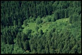 Vue aérienne Vallée de la Rulles en 2000 [copyright Duchesne Jacques]